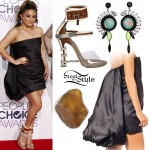 Ally Brooke: People's Choice Awards Outfit