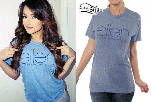Becky G: Ellen DeGeneres T-Shirt