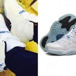 Becky G: White Air Jordan Sneakers