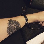 Lauren West Tattoos