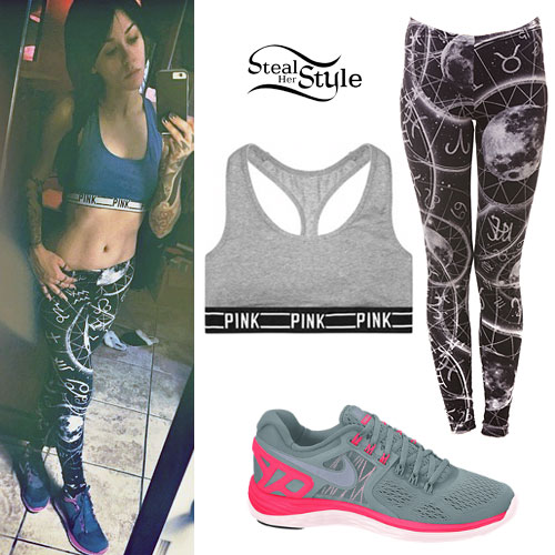 Lexus Amanda: Sports Bra, Zodiac Leggings