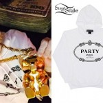 Miley Cyrus: 'Party Animal' Hoodie