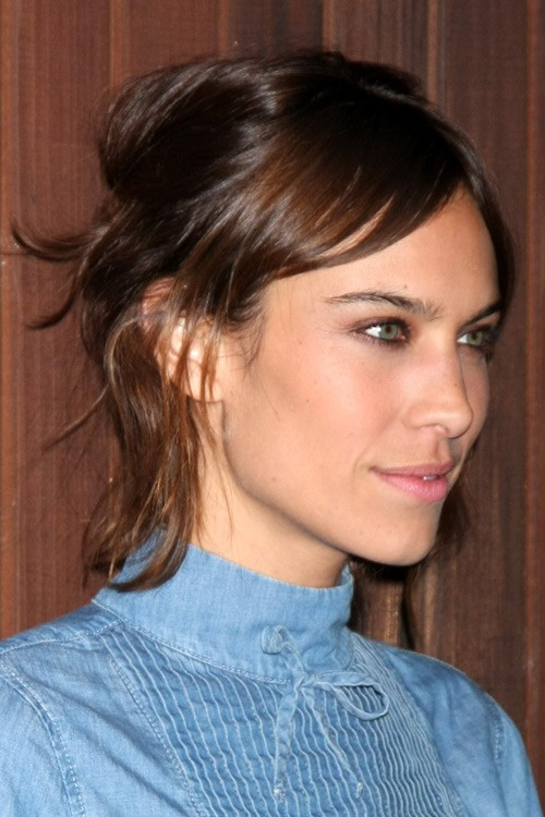 HD wallpapers party hairstyles for bob length hair