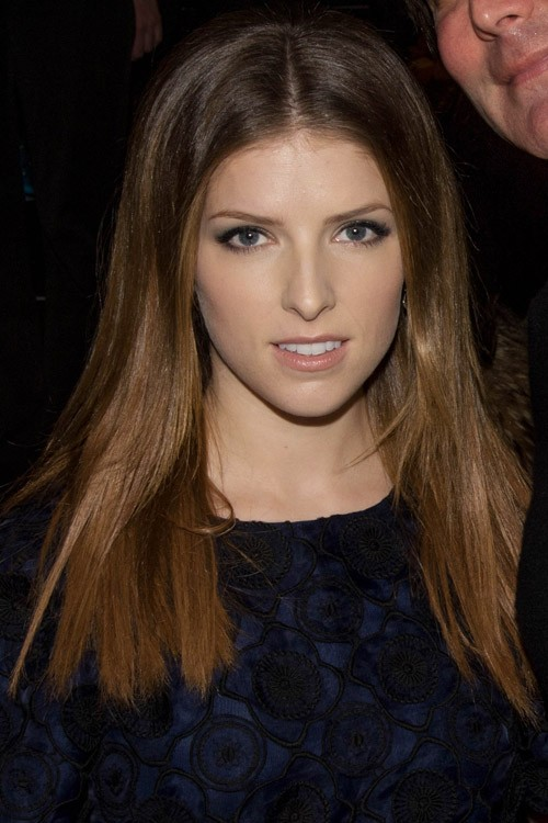 Anna Kendrick No Makeup October 2017