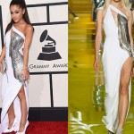 Ariana Grande: 2015 GRAMMY Awards Outfit