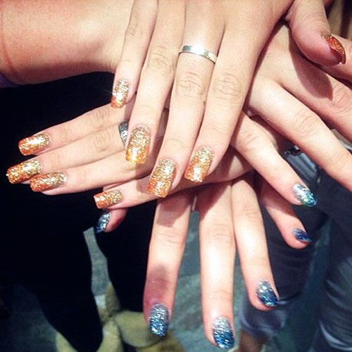 Bella Thorne's Nail Polish & Nail Art | Steal Her Style ...