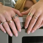 Rihanna Light Pink Nails Steal Her Style