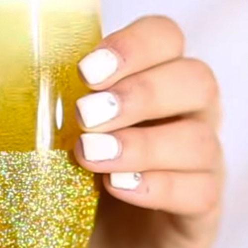 bethany-mota-nails-white-jewels