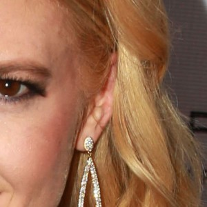 Celebrity Ear Lobe Piercings Steal Her Style
