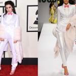 Charli XCX: 2015 Grammy Awards Outfit