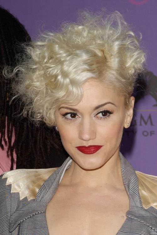 Gwen Stefani Hair Steal Her Style