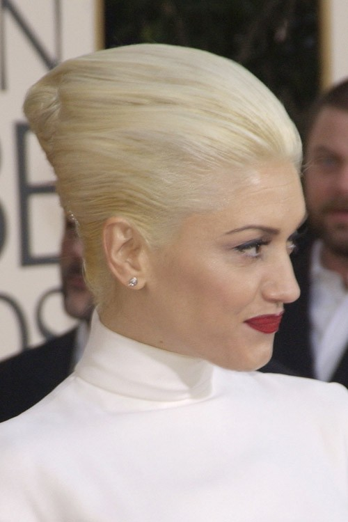 Celebrity Platinum Blonde Hairstyles Page 4 Of 41