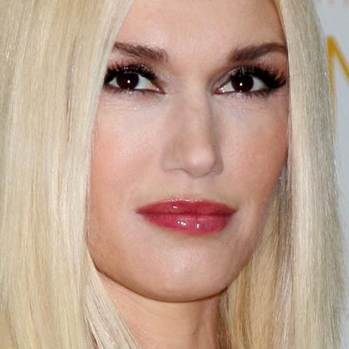 Gwen Stefani Makeup: Bronze Eyeshadow, Brown Eyeshadow Eyeshadow ...