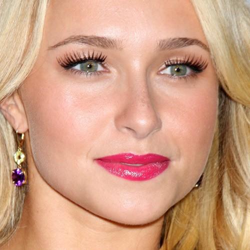 Hayden Panettiere Eye Makeup
