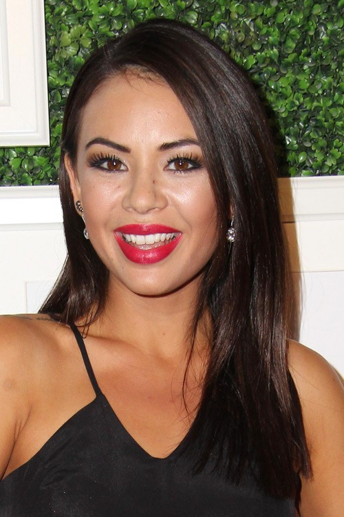 Janel Parrish S Hairstyles Amp Hair Colors Steal Her Style