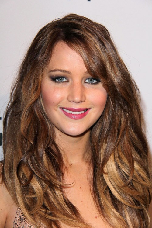 Pin Jennifer Lawrence Brown Hair 20121 Jpg on Pinterest