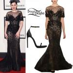 Jessie J: 2015 Grammy Awards Outfit