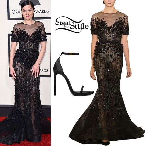 Jessie J: 2015 Grammy Awards Outfit