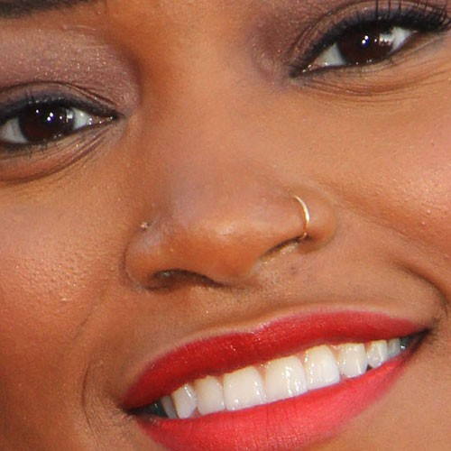 Keke Palmer 2 Nose Piercings keke-palmer-nose-piercings-