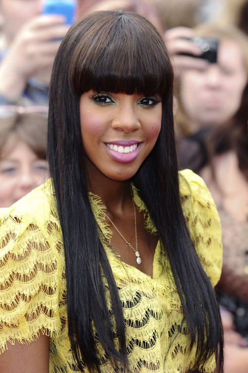Kelly Rowland S Hairstyles Amp Hair Colors Steal Her Style