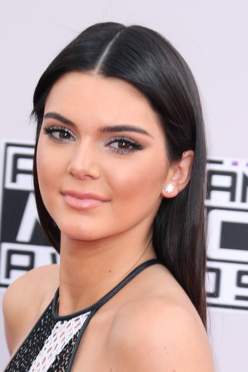 kim kardashian straight hairstyles : Kendall Jenner Hair Steal Her Style