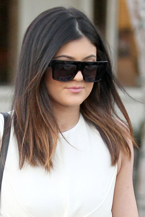 Kylie jenner hair 13