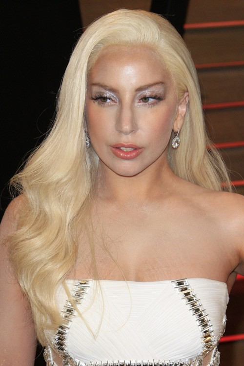 Lady Gaga With Blonde Hair 79