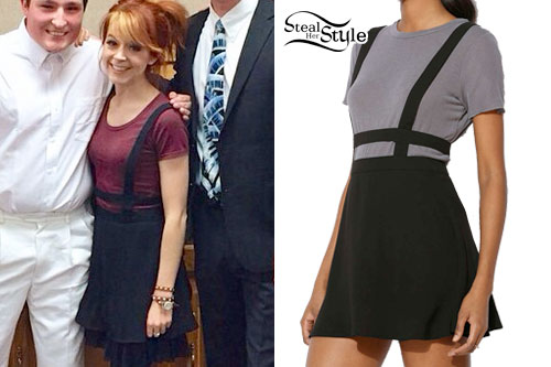 Lindsey Stirling: Caged Suspender Skirt