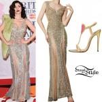Marina Diamandis: 2015 Brit Awards Outfit