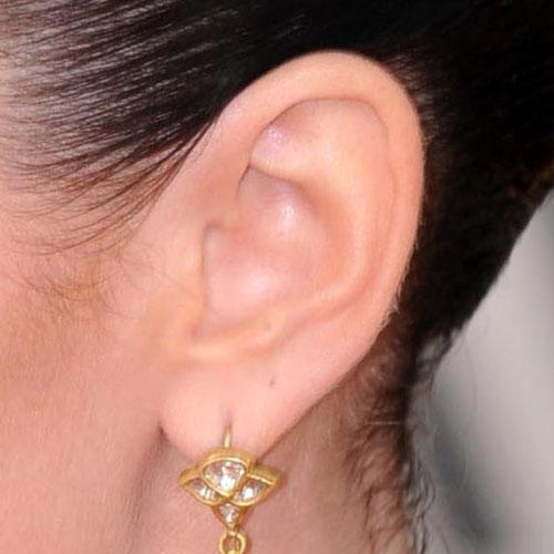 Megan fox piercings