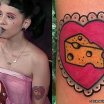 melanie-martinez-cheese-tattoo