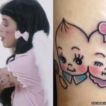 melanie-martinez-kewpie-dolls-tattoo