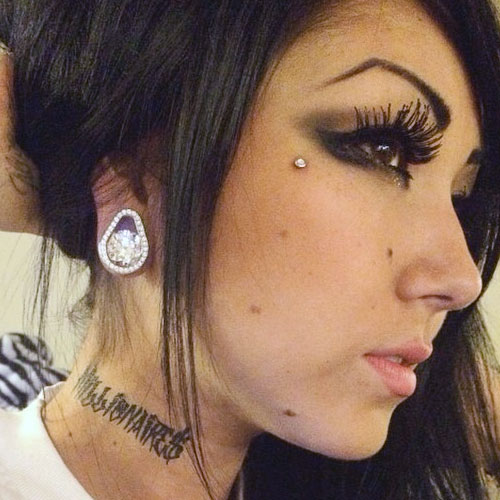 19 Celebrity Stretched Ear Piercings Page 2 Of 2 Steal Her Style