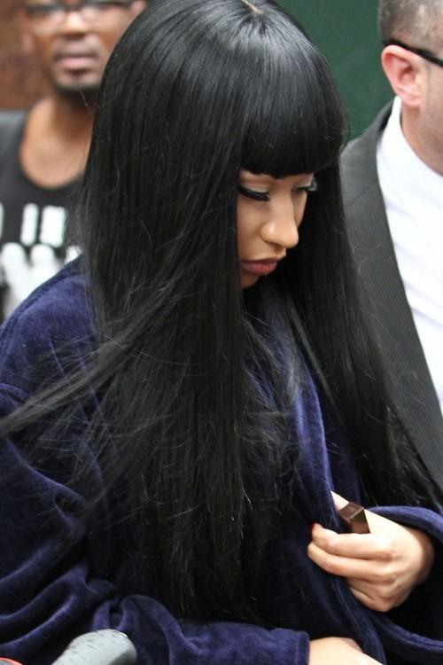Nicki Minaj Hair Steal Her Style