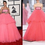 Rihanna: 2015 Grammy Awards Outfits