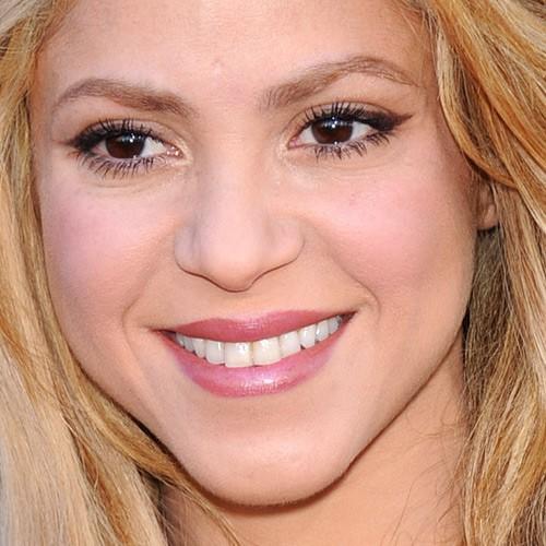 Shakira Makeup 5