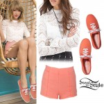 Taylor Swift for Keds' Spring 2015 Collection - photo: taylorpictures