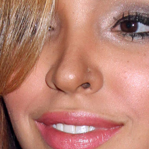 Celebrity Nose Nostril Piercings Page 3 Of 6 Steal Her