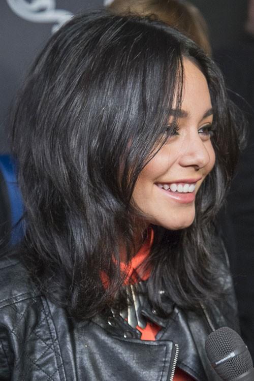 Vanessa Hudgens Hair Highlights Straight Lektonfo