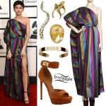 Zendaya: 2015 Grammy Awards Outfit