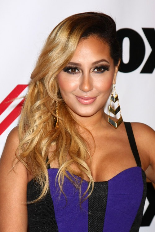 adrienne bailon clothes amp outfits steal her style