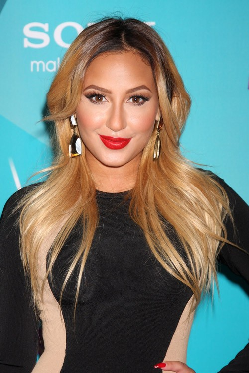 Adrienne Bailon S Hairstyles Hair Colors Steal Her Style