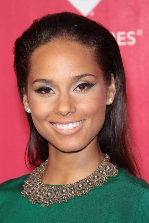 Alicia Keys Hair 5 Long Hairstyles