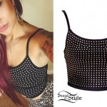Allison Green: Studded Bralet