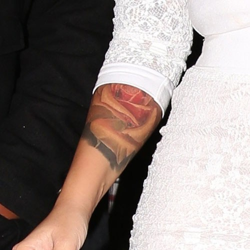 Amber Rose Tattoo Related Keywords & Suggestions - Amber Rose Tattoo ...