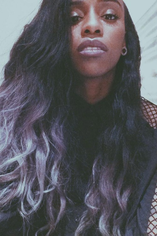 Angel Haze S Hairstyles Amp Hair Colors Steal Her Style