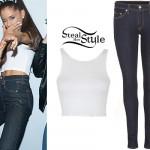 """Ariana Grande """"The Honeymoon Tour"""" Meet & Greet in Detroit, March 7th, 2015 - photo: agrande-news"""
