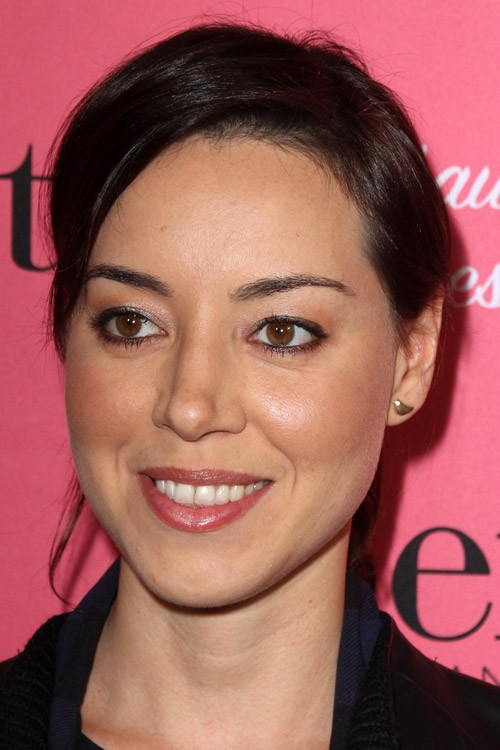 Aubrey Plaza Clothes Outfits Steal Her Style