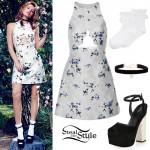 Bella Thorne for Teen Vogue - photo: bellathorneonline