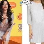Camila Cabello: 2015 Kids Choice Awards Outfit